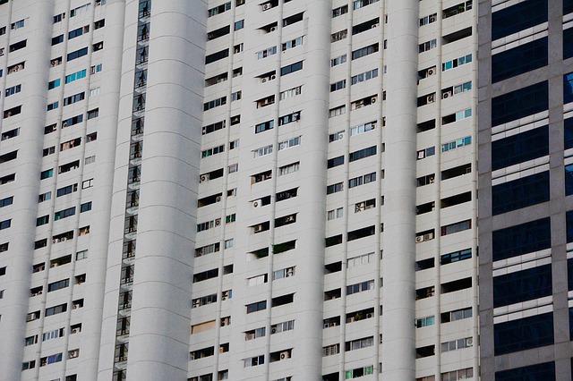 obytný mrakodrap